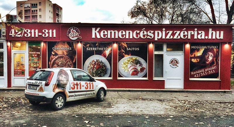 Kemencés pizzéria nyíregyháza